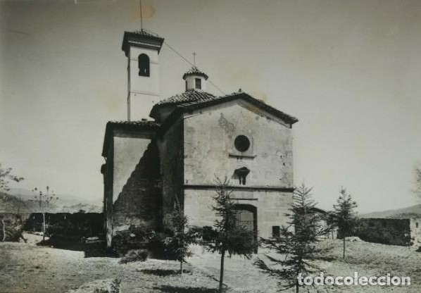OLOT Ermita de San Francisco nº63 10 x 15 Fotografia postal Fotógrafo J.Cebollero - 140731722