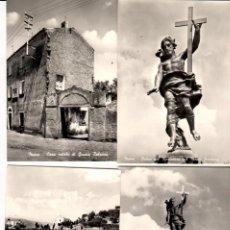 Fotografia antica: NUORO - CERDEÑA - 27 POSTALES AÑOS 1950-1960. Lote 152746658