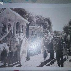 Fotografía antigua: CARMONA FOTO AÑOS 1950? 28 X 43 CENTÍMETROS. Lote 152757962