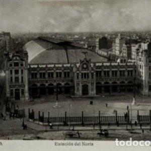 Valencia Estación del norte L.Rosin