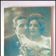 Fotografía antigua - FOTOGRAFIA 1929 TARJETA POSTAL MANUSCRITA - 153564998