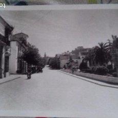 Fotografía antigua: MORON DE LA FRONTERA FOTO 28 X 43 CENTÍMETROS APROXIMADAMENTE . Lote 153667274