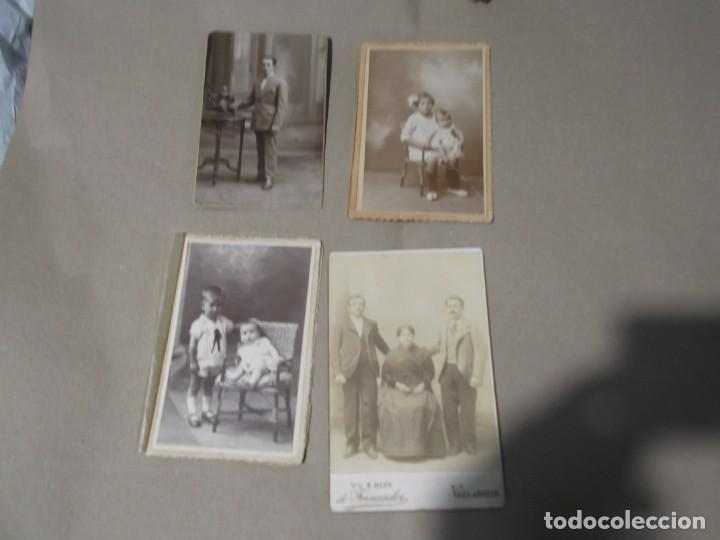 Fotografía antigua: LOTE DE ANTIGUAS FOTO TARJETAS POSTALES - Foto 4 - 154012342
