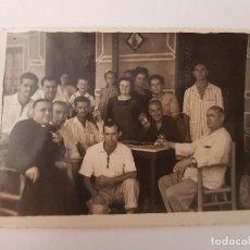 Fotografia antica: ANTIGUA FOTOGRAFIA GRUPO DOMINO J. FERNANDEZ LOS DOLORES CARTAGENA MURCIA. Lote 154254194