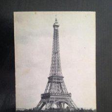 Fotografía antigua: PND HOT-PARIS LA TOUR EIFFEL Nº30. Lote 154404302