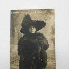 Fotografía antigua - Adelina Agostilleni foto postal soprano italiana - 154707714