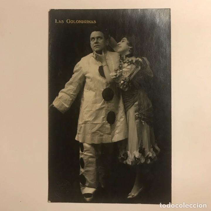 Fotografía antigua: 1916 Las Golondrinas. Fotografía / Tarjeta postal - Foto 2 - 155251870
