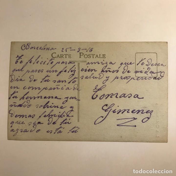 Fotografía antigua: 1916 Las Golondrinas. Fotografía / Tarjeta postal - Foto 3 - 155251870