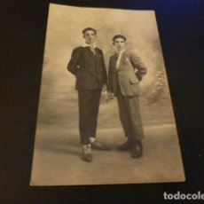 Fotografía antigua: HERMANOS POSTAL FOTOGRAFICA. Lote 155636878