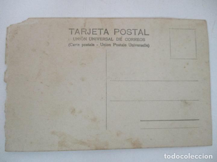 Fotografía antigua: Antigua Fotografía - Padre con Hija - Tarjeta Postal - Foto 2 - 155724298