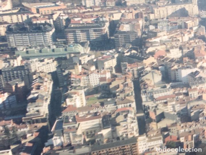 Fotografía antigua: PAISAJES ESPAÑOLES N 845924 GASTEIZ VITORIA FOTO AEREA GRANDE 39X30,5 cm en marco cartón 47x40 cm - Foto 5 - 158126446