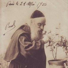 Fotografía antigua: LOISIRS DE MOINES. L'HORTICULTEUR. 1903. Lote 158146926