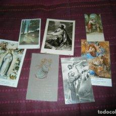 Fotografía antigua: LOTE DE TARJETAS POSTALES ANTIGUAS¡¡. Lote 159709214