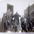 Fotografía antigua: P-9297.VISITA DEL REY ALFONSO XIII A LAS MINAS DE CARBON DE FIGOLS CON CONDE DE FIGOLS. 1908.. Lote 159973746