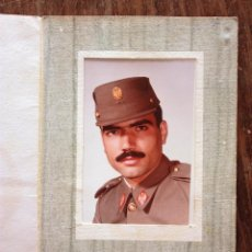 Fotografía antigua: ANTIGUA FOTOGRAFIA - SOLDADO O MILITAR - AÑOS 70 - MINEVA - KODAK. Lote 160374242