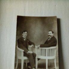 Fotografía antigua: FOTOGRAFÍA POSTAL UNIÓN POSTALE UNIVERSALE. Lote 160556186