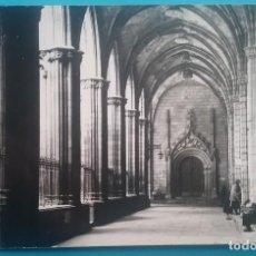 Alte Fotografie - FOTOGRAFÍA BARCELONA CATEDRAL DE LA SANTA CRUZ CLAUSTRO ARXIU CUYÁS - 161196554