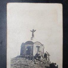 Fotografía antigua: ANTIGUA FOTO ORIGINAL MIRANDA DE SANT JERONI MONTSERRAT VISITANTES AÑOS 20. Lote 163453490
