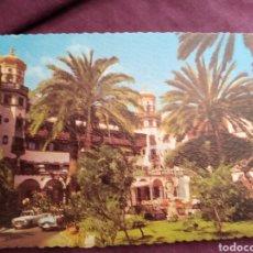 Fotografía antigua: TARJETA POSTAL LAS PALMAS DE GRAN CANARIA HOTEL SANTA CATALINA N.132. Lote 163570908