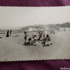 Fotografía antigua: TARJETA POSTAL ALGORTA VIZCAYA. Lote 163571180
