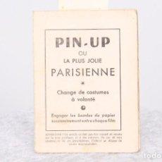 Fotografía antigua: PIN-UP. Lote 167812192