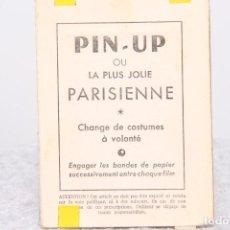 Fotografía antigua: PIN-UP. Lote 167812252
