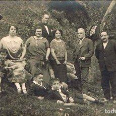 Fotografía antigua: FOTOGRAFIA DE UNA SEÑORA. Lote 167842616