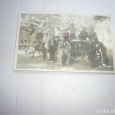 Fotografía antigua: IMAGEN COSTUMBRISTA. Lote 167969112