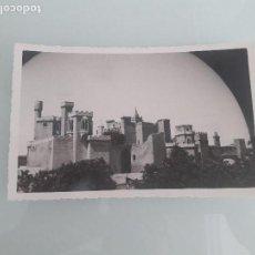 Fotografía antigua: ANTIGUA FOTOGRAFÍA - TARJETA POSTAL - CASTILLO - FOTO GARCÍA - BODAS-COMUNIONES - PAMPLONA - NAVARRA. Lote 168108580