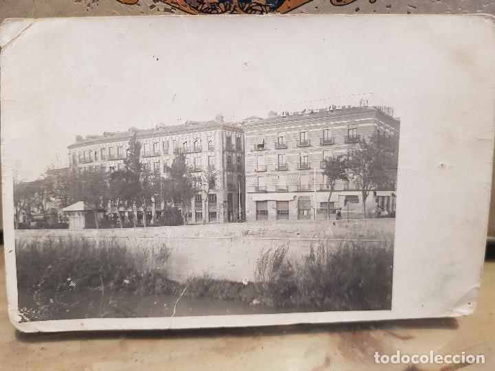 ANTIGUA FOTOGRAFIA TARJETA POSTAL MURCIA RARA (Fotografía Antigua - Tarjeta Postal)