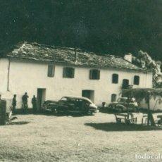 Fotografía antigua: HUESCA PIRINEOS ORDESA CASA OLIVAN. FOTO DE 1950.. Lote 170441548