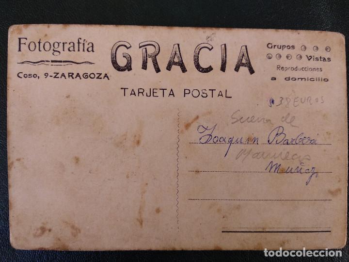 Fotografía antigua: GUERRA MARRUECOS, MILITARES. FOTOGRAFIA GRACIA, ZARAGOZA - Foto 2 - 171030954
