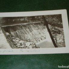 Fotografía antigua: ANTIGUA FOTOGRAFIA SAN HILARIO LA CASCADA (SANT HILARI SACALM) . Lote 171318313