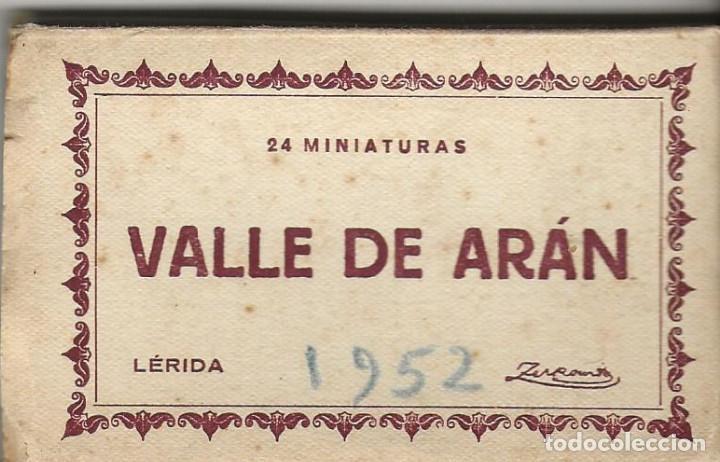 FOTOGRAFIAS MINIATURA VALLE DE ARAN 1952 (Fotografía Antigua - Tarjeta Postal)