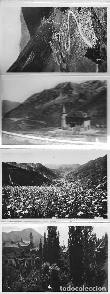 Fotografía antigua: Fotografias miniatura Valle de Aran 1952 - Foto 2 - 171834029