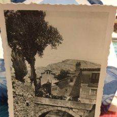 Fotografía antigua: FOTOGRAFÍA ANTIGUA DE CUENCA. Lote 172329473