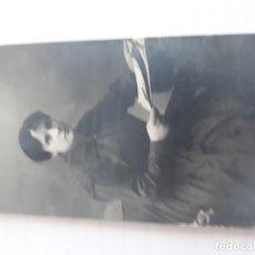Fotografía antigua: FOTOGRAFIA ESTUDIO MUJER. Lote 172571617