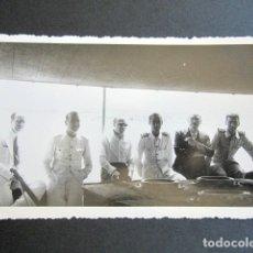 Fotografía antigua: AÑO 1944. UAD LAU, MARRUECOS. ANTIGUA FOTOGRAFÍA A BORDO DEL KERT. FOTO G. CORTÉS TETUÁN. . Lote 172780783