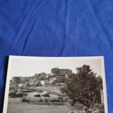 Fotografía antigua: ANTIGUA POSTAL DE MONFORTE DE LEMOS. Lote 172821805