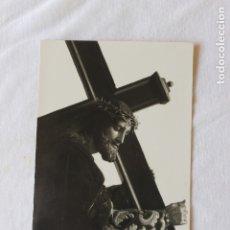 Fotografía antigua: FOTOGRAFIA JESUS NAZARENO, CUEVAS DEL ALMANZORA 1932. Lote 172988668