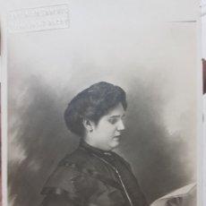 Fotografía antigua: FOTOGRAFÍA ANTIGUA-POSADO DE ESTUDIO-ANTONI M.SANCHIS ALCOY AÑOS 20. Lote 174593675