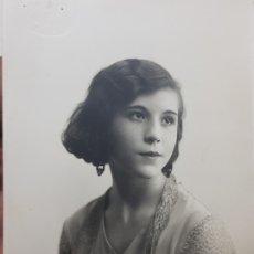 Fotografía antigua: FOTOGRAFÍA ANTIGUA-POSADO DE ESTUDIO-SANCHIS ALCOY 1930. Lote 174595037