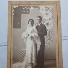 Fotografía antigua: FOTOGRAFÍA ANTIGUA-POSADO DE ESTUDIO-FOTO STUDIO ALCOY AÑO 1934 SELLADA . Lote 174605799
