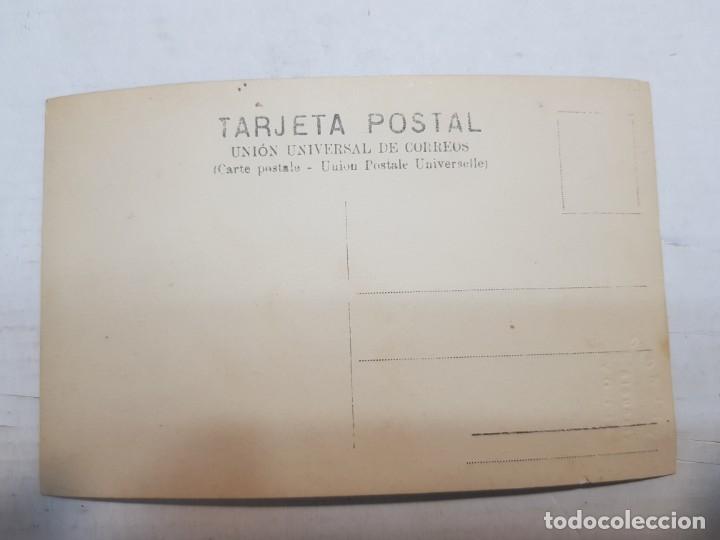 Fotografía antigua: Fotografía postal antigua-Posado de Estudio-Alcoy -Palacio- Niños años 1910 - Foto 3 - 174974093