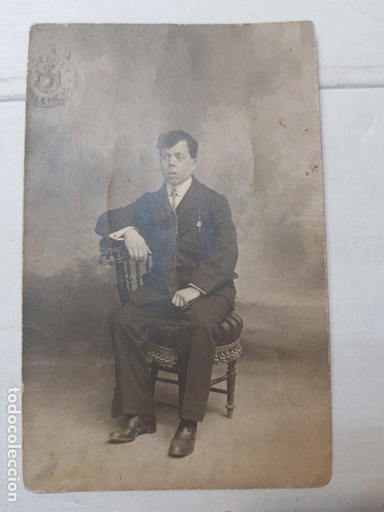 Fotografía antigua: Fotografía tarjeta postal lote 6 algunas selladas años 20-30 - Foto 4 - 175459689