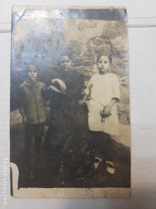 Fotografía antigua: Fotografía tarjeta postal lote 6 algunas selladas años 20-30 - Foto 6 - 175459689
