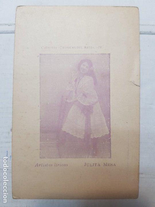 Fotografía antigua: Fotografía tarjeta postal lote 6 algunas selladas años 20-30 - Foto 7 - 175459689