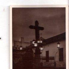 Fotografía antigua: TARJETA POSTAL FOTOGRAFICA. FOTO GODES. CORDOBA. EL CRISTO DE LOS DOLORES.. Lote 175673625