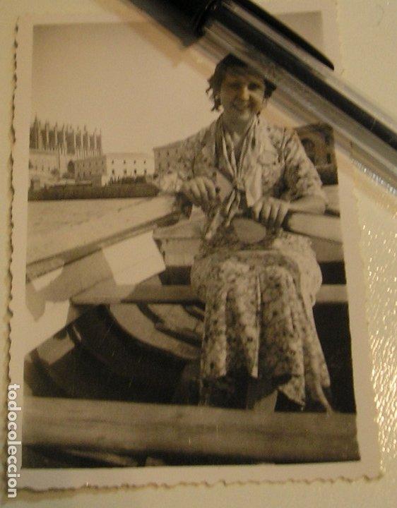 Fotografía antigua: FOTO FOTOGRAFIA PALMA MALLORCA SOLLER PORTO CRISTO AÑO 1935 LOTE DE FOTOS (20) - Foto 2 - 175989532