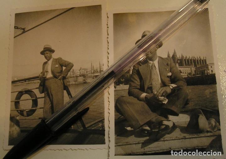 Fotografía antigua: FOTO FOTOGRAFIA PALMA MALLORCA SOLLER PORTO CRISTO AÑO 1935 LOTE DE FOTOS (20) - Foto 5 - 175989532
